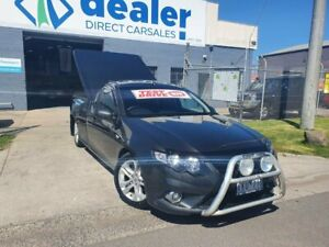 2003 Holden Commodore VY Storm 4 Speed Automatic Utility