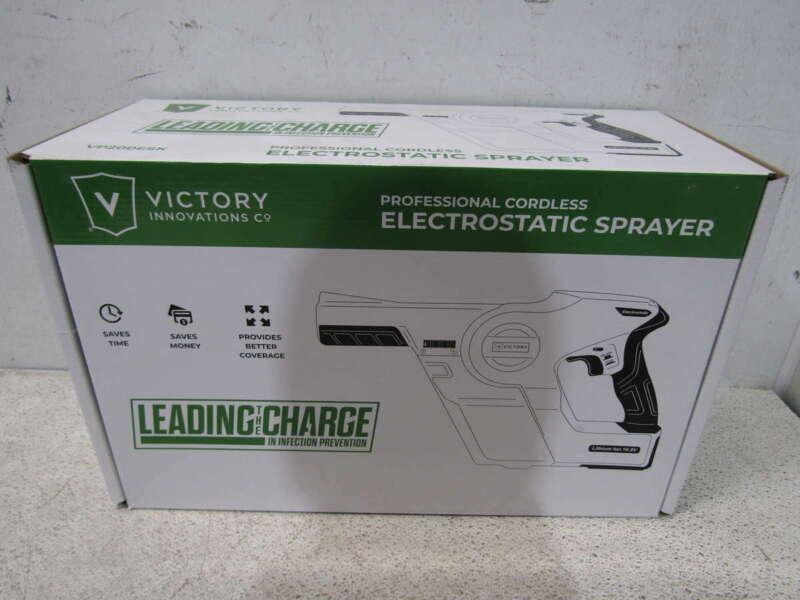 Victory Innovations Professional Cordless Electrostatic Sprayer VP200ESK