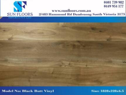 Sun Floor Imports Vinyl Flooring Drop Lock CLEARANCE SALE - Drop and lock vinyl flooring