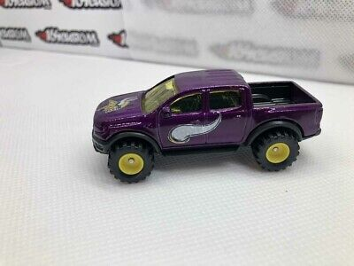 Hot Wheels Ford Ranger Raptor - CUSTOM Minnesota Vikings Truck - Real Riders