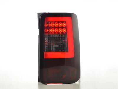 Gebraucht, LED Rückleuchten Lightbar VW Caddy (2K) Bj. 03-15 rot/smoke gebraucht kaufen  Backnang