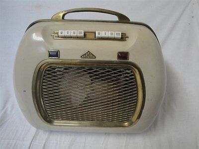 originaler Heizlüfter Heizer aus den 50er Jahren von ISMET