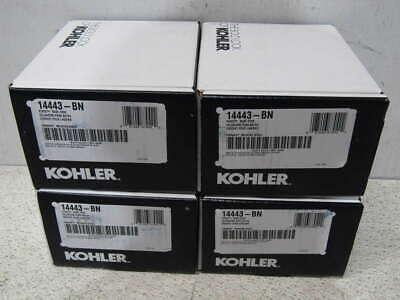 Lot of 4 Kohler Purist Robe Hooks 14443-BN