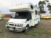 2006 Ford Transit Winnebago 2nd Hand Excellent Condition Thornleigh Hornsby Area Preview