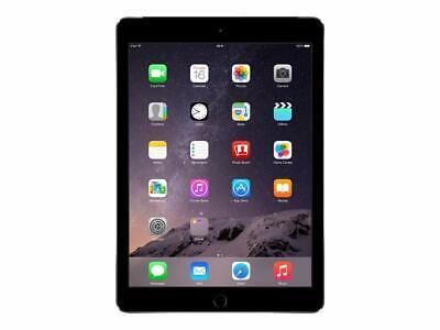 Apple iPad Air 2 16GB Storage, 9.7 Display WiFi/Cellular MH2U2LL/A - Space Gray