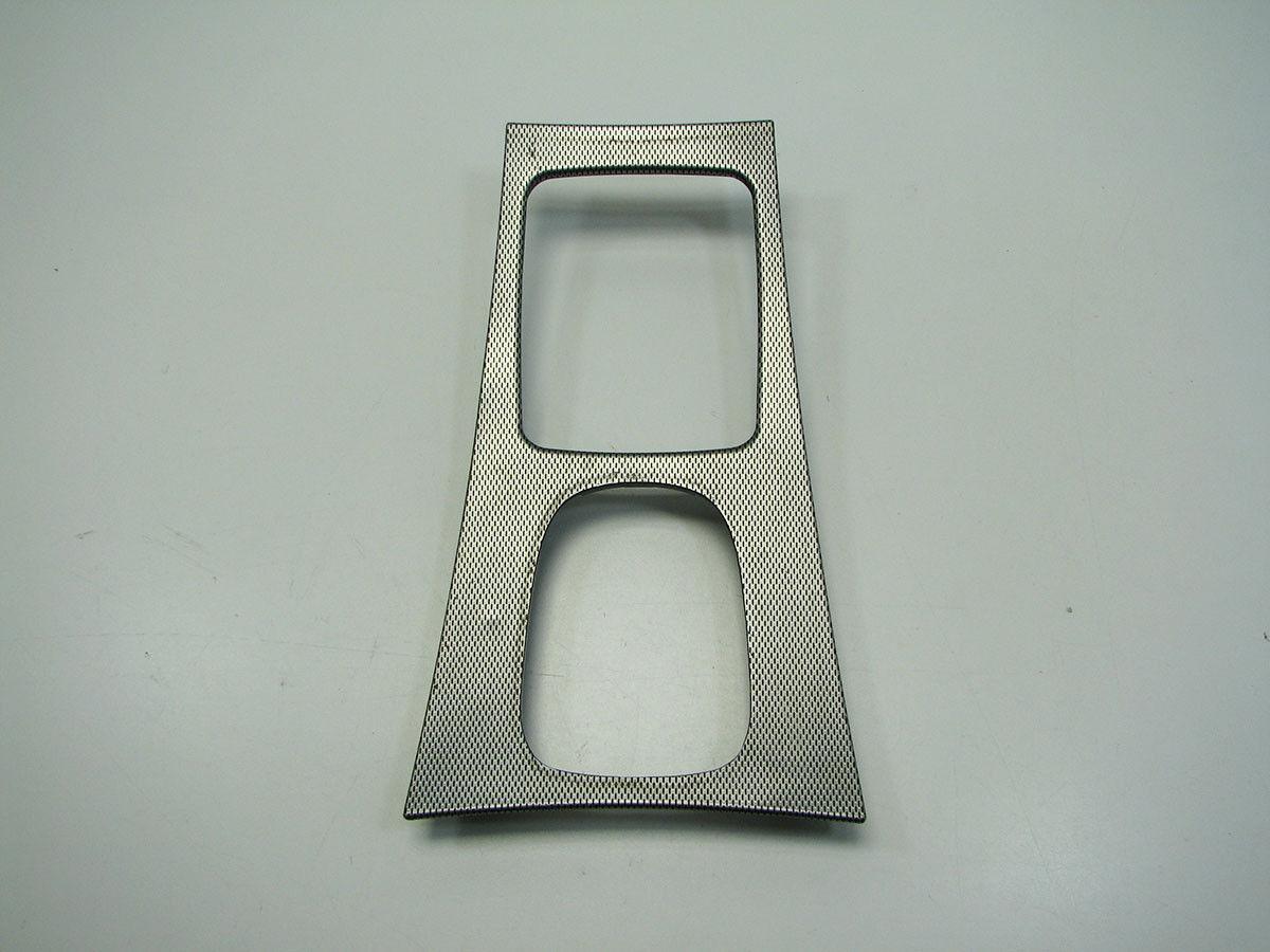 Used Mercedes Benz Dash Parts For Sale Page 35 Symbols 2002 2005 C230 W203 Center Console Shift Bezel Carbon