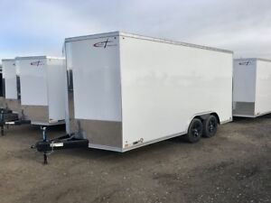 2018 Cross Trailers 816T/A Enclosed Cargo Trailer