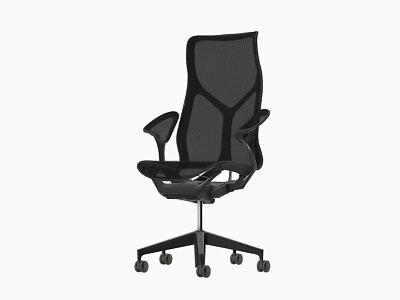 Cosm Chair By Herman Miller Authentic Brand New Warranty High Back