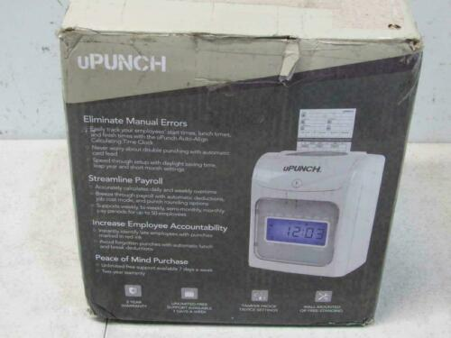 uPunch Electronic Calculating Auto-Align Punch HN6200