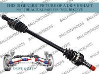 2002-2007 Polaris Sportsman 700 4x4 3260104 Rear Drive Shaft U-Joint