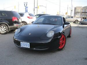 2000 PORSCHE 911 COUPE (996 C2) | *Custom* • Roof