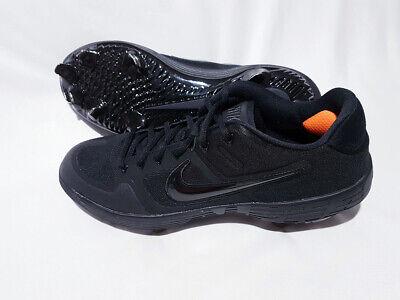 Nike Size 12 Alpha Huarache Elite 2 Low Baseball Cleats Black AJ6873-003 Nike Huarache Elite