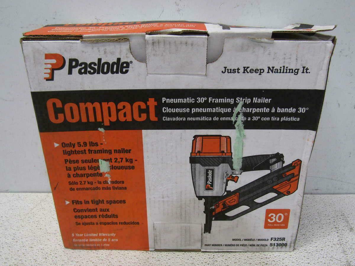 Paslode 513000 F325R Pneumatic Framing Nail