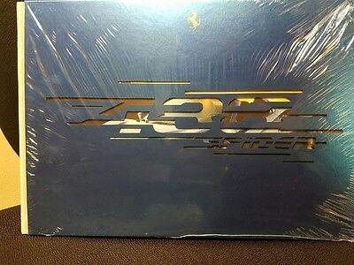 Genuine Ferrari 488 Spider Brochure 95993441