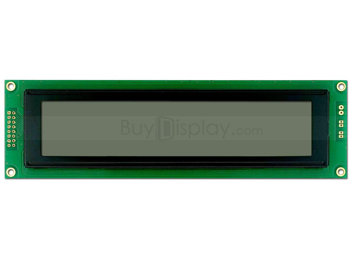 5V Serial SPI 16x2 White on Black Character LCD Display Module w//Tutorial,Bezel