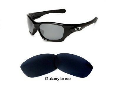 Galaxy Replacement Lenses For Oakley Pit Bull Sunglasses Black (Replacement Lenses For Oakley Pitbull)