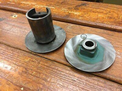 Oliver 159 Woodturninglathe Headstock Pulley