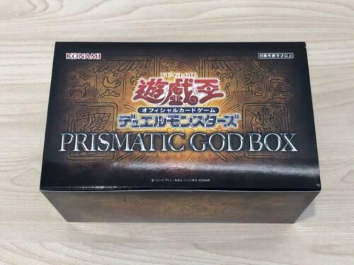 Yu-Gi-Oh OCG Duel Monsters PRISMATIC GOD BOX KONAMI Japan New