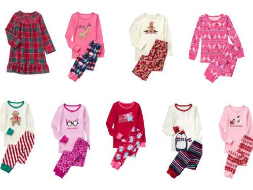 NWT Gymboree Girls GYMMIES SZ 5 6 7 8 10 12 Holiday Christmas Pajamas Pjs NEW!!