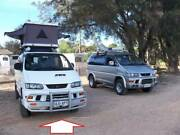 1997 Mitsubishi Delica Campervan Moonta Copper Coast Preview