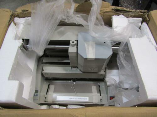 NEW DESKTOP WIRELESS Glue Binding Machine