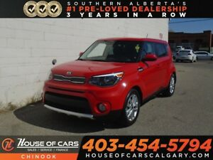 2018 Kia Soul EX w/ Backup Camera, Heated Seats, Bluetooth