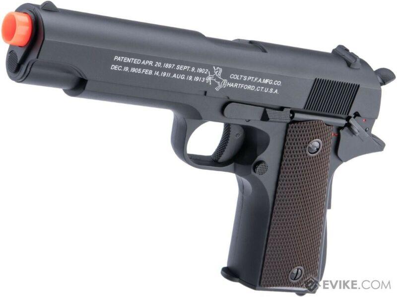 Cybergun Colt Licensed Full Metal 1911 M1911A1 Airsoft AEP Pistol
