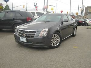 2011 CADILLAC CTS4   Loaded • Panoramic Sunroof •
