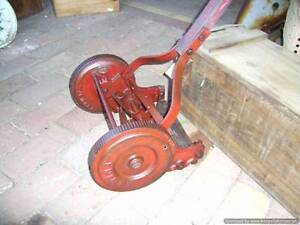 VINTAGE PUSH MOWER Rosewater Port Adelaide Area Preview
