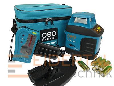 geo Fennel selbstnivellierender Rotationslaser EL515 Baulaser Laser EL 515 *NEU*