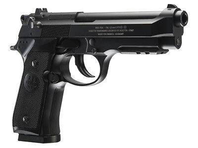 Umarex 2253017 Black Beretta M92 A1 Co2 Air Pistol  177 Bb 4 5  Barrel