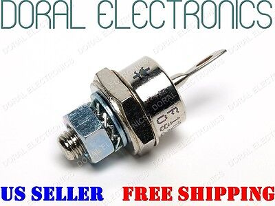 40 Amp 1000v Positive Cathode Case Stud Mount Diode Rectifier Power Supply 40a
