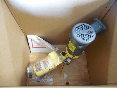 New Milton Roy Ra111024frseseeann Piston Pump 3.30 3.60 Gph 115208-230v