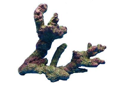 IMITATION LIVE ROCK 28754 CORAL REEF AQUARIUM TANK DECORATION POLYRESIN REPLICA Coral Reef Decorations