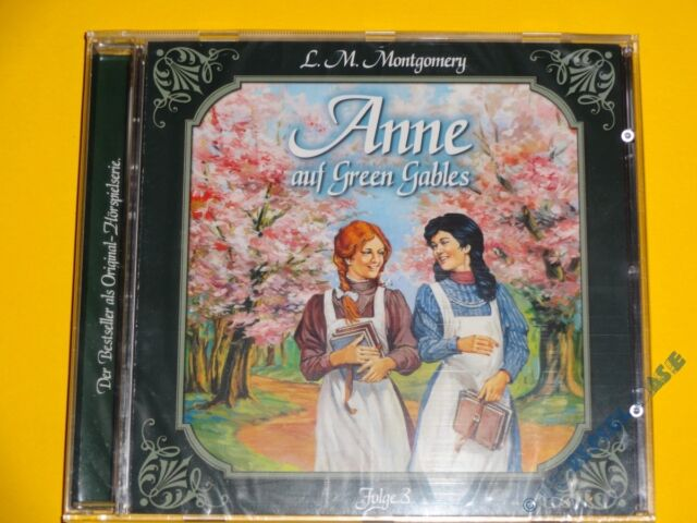 *CD* Anne auf Green Gables 3 - Jede Menge Missgeschicke * Titania Medien *