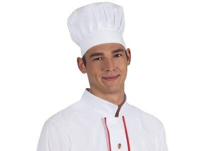 Koch-Kostüm Karneval Koch-Mütze Koch-Hut Chef-Koch Verkleidung Fasching 90647