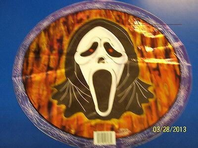 RARE Scream Movie Ghost Face Halloween Party Decoration Foil 18