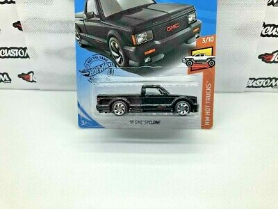 2020 Hot Wheels '91 GMC Syclone -  Custom Built super treasure hunt Real Riders