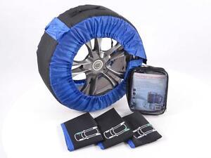4 sacs de rangement jantes alu peugeot 106 206 207 208 306 307 308 406 407 607 ebay. Black Bedroom Furniture Sets. Home Design Ideas