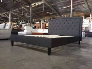 ROYAL Q/S OR KS BED WITH OR WITHOUT DRAWERS Granville Parramatta Area Preview