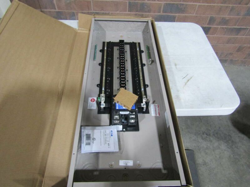 Eaton 200 A 42 Space 84 Circuit Indoor Main Breaker Panel CHP42B2000X7
