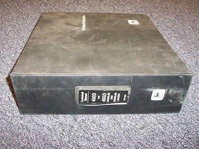John Deere 450d 455d Crawler Loader Shop Service Repair Technical Manual Tm1291