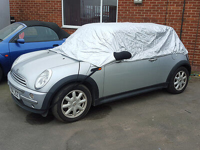 Mini BMW R59 Convertible Tailored Luxury Indoor Car Cover 2012 to 2015
