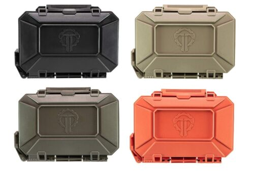 Thyrm DarkVault Comms Critical Tactical Gear Case Waterproof MOLLE Attachable