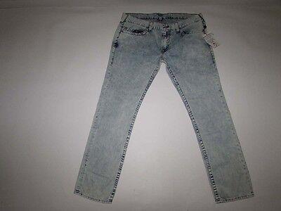 True Religion Herren Skinny ohne Klappen Jeans Größe 42 X 34 Nwt Wüste Dream (Herren True Religion Skinny Jeans)