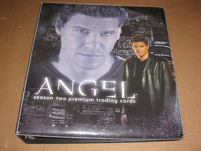 Angel Season 2 Trading Card Binder Album (Twilight Trading Cards)