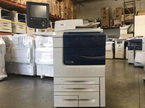Xerox Color 570 Digital Production Printer Scanner Copier Fiery 70 Ppm 560 550