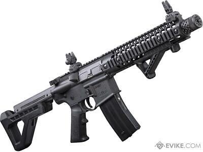 NEW Crosman DPMS SBR Full Auto BB Rifle  Black/DarkGray CO2 Adjustable stock