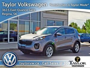 2017 Kia Sportage LX Like new, for thousands less.  No accidents