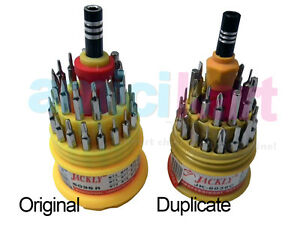 100-Original-Jackly-JK-6036-31-in-1-Magnetic-Screwdriver-Set-Repair-Tool-Kit